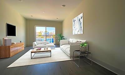 Living Room, 2022 Sunset Blvd, 1