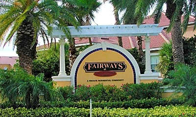 Community Signage, 5050 Fairways Cir, 0