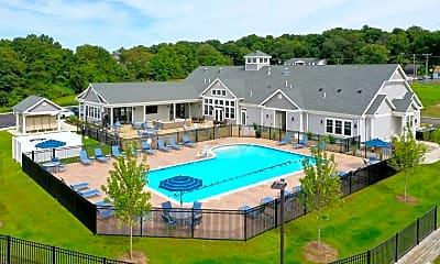 Pool, Trail Run Apartments, 1