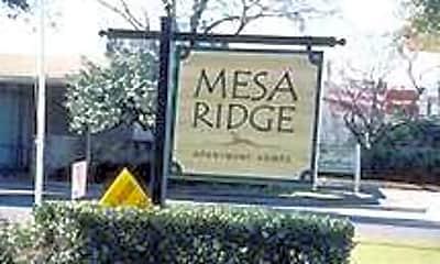 Mesa Ridge, 2