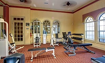 Fitness Weight Room, 6411 Borasco Dr 216, 2