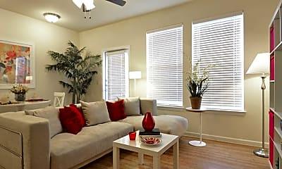 Living Room, Stoneleigh on Major, 1