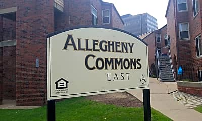 Allegheny Commons, 1