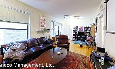 Living Room, 5211 N Glenwood Ave, 1