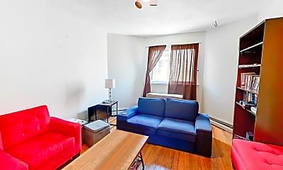 Living Room, 99 Marion Street, Unit 3, 1