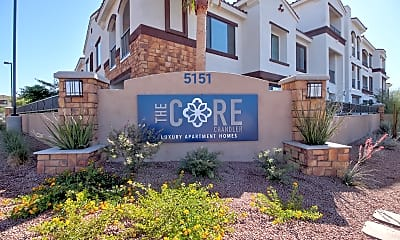 Community Signage, The CORE Chandler, 2