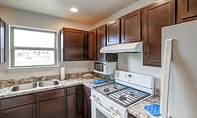 Kitchen, River Palms, 1