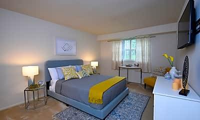 Bedroom, Deer Park, 1