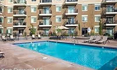 Pool, 60 South Main, 2
