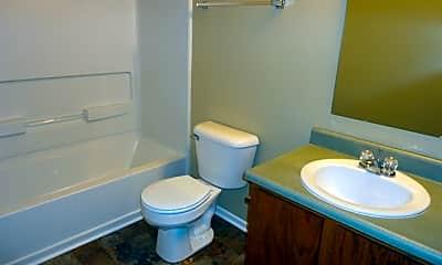 Bathroom, 10324 Butler Drive, 2