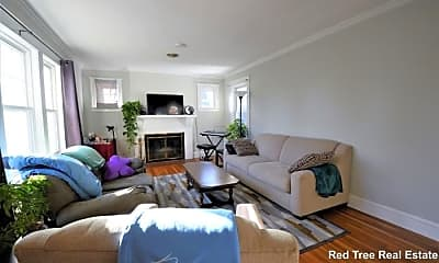 Living Room, 87 Athelstane Rd, 1