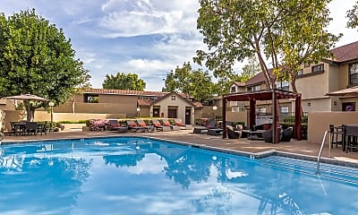 Pool, Oak Tree Court Apartment Homes, 0