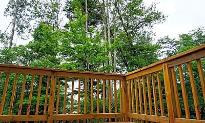 Patio / Deck, Mountain Hollow Estates, 2