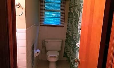 Bathroom, 392 S. Mills  River Road, 2