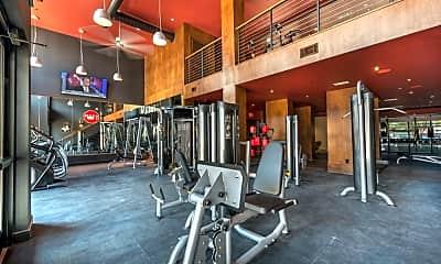 Fitness Weight Room, 4925 White Settlement Rd, 2
