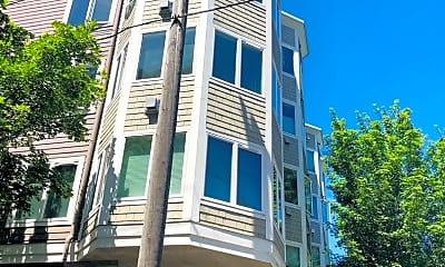 Building, 4847 California Ave SW, 1