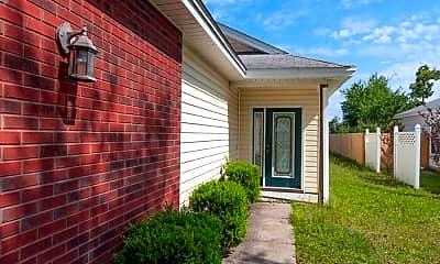 Building, 3423 10 Acre Rd, 1