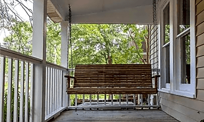 Patio / Deck, 205 Daly St, 1