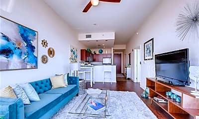 Living Room, 111 E Washington St 16, 1