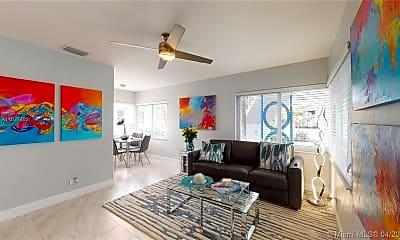Living Room, 508 Hendricks Isle 1, 0