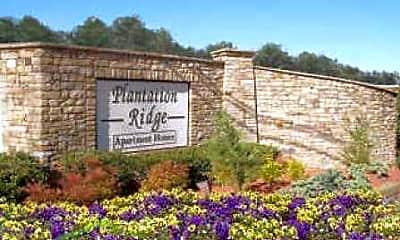 Community Signage, Plantation Ridge, 0