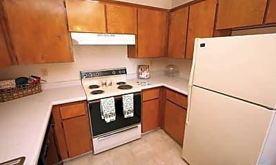 Kitchen, Park Knolls, 1