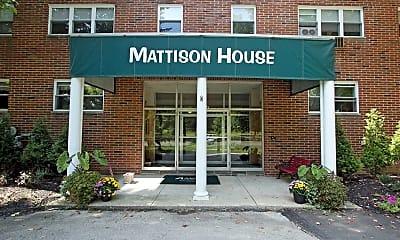 Building, Mattison House Apartments, 1