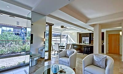 Living Room, 7131 E Rancho Vista Dr 5001, 1