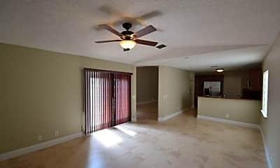 Living Room, 1811 SW 119th Terrace, 1