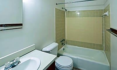 Bathroom, Collinwood Apartments, 2