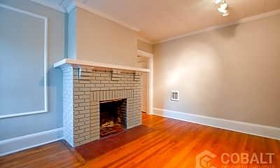 Living Room, 1106 Monroe Dr NE, 0
