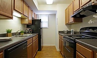 Kitchen, Park Place, 1