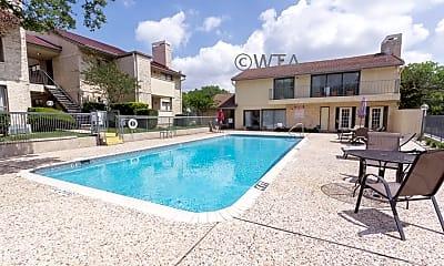 Pool, 11843 Braesview, 0