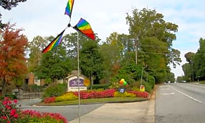 The Park on Clairmont, 2