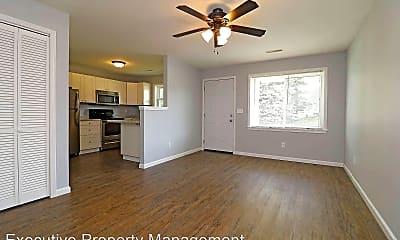 Living Room, 1445 Woodland Dr, 0