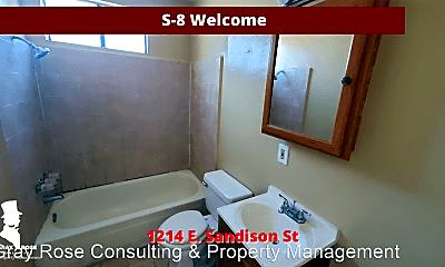 Bathroom, 1214 E Sandison St, 0