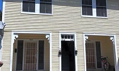 Building, 2433 Josephine St, 0