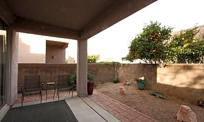 Patio / Deck, 7367 E Cll Hospedero, 2