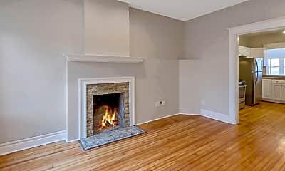 Living Room, 1609 E 23rd Ave, 1