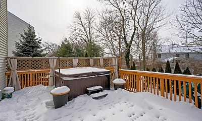 Patio / Deck, 4183 Asbury Ridge Dr, 2