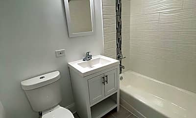Bathroom, 7600 S Stewart Ave, 1