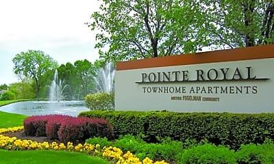 Pointe Royal, 1