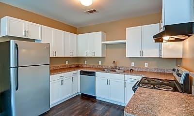 Kitchen, Parkland at West Oaks, 1