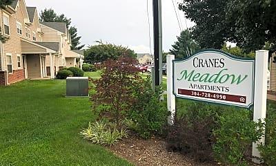 Cranes Meadows Apartments, 1