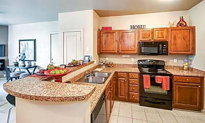 Kitchen, Legacy Apartments at Dove Mountain, 1