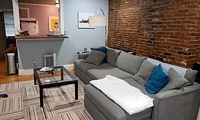 Living Room, 85 Waltham St, 1