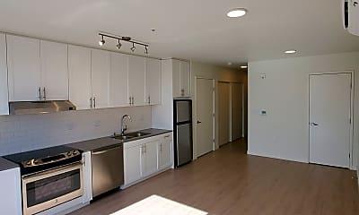 Kitchen, 6717 Roosevelt Way NE - 711, 1