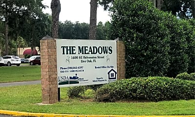 Meadows Apartments, 1