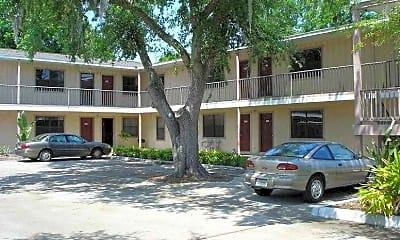 Regent Park Apartments, 1