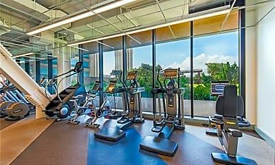 Fitness Weight Room, 1555 Kapiolani Blvd 1408, 2